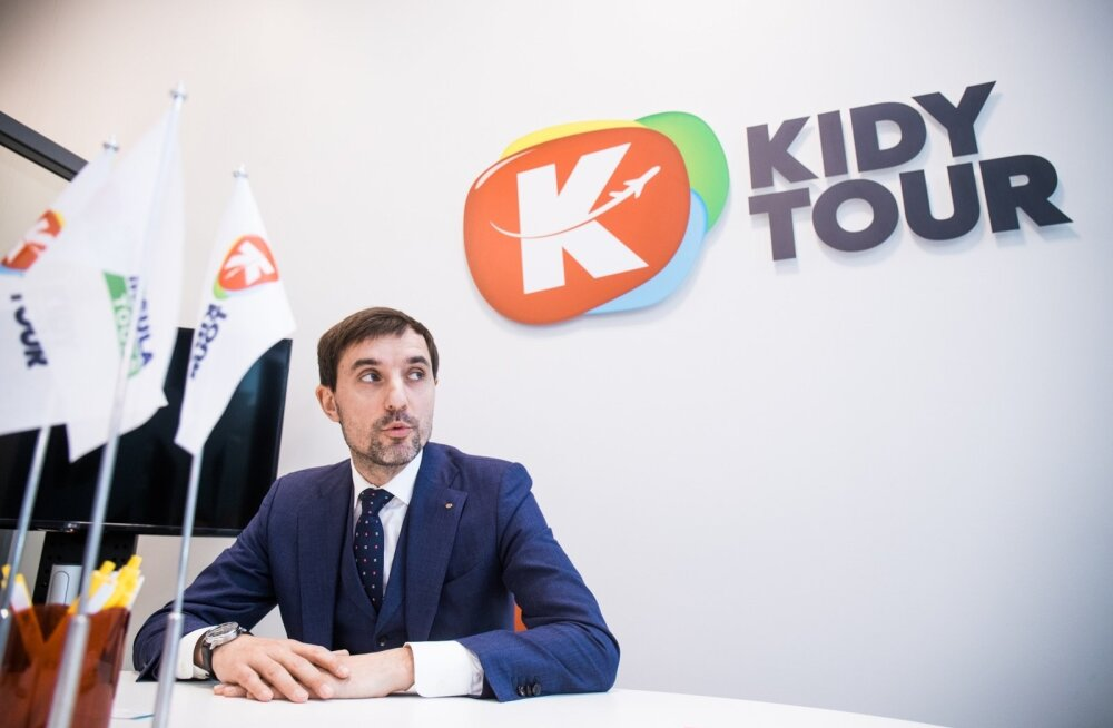 Kidy Tour juhatuse esimees Gvidas Aukštuolis kinnitab, et Eestis on kvalifitseeritud töötajaid kergem leida kui Leedus.
