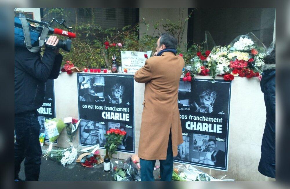 Pariis, Charlie Hebdo