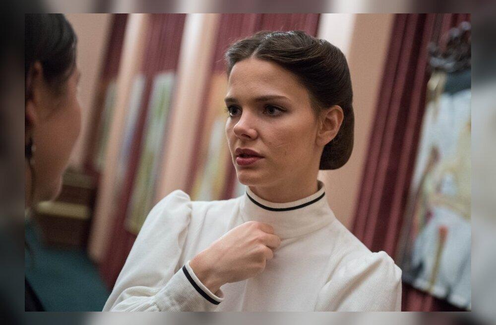 ВИДЕО и ФОТО DELFI: Боярская: не считаю, что сниматься в сериалах неправильно