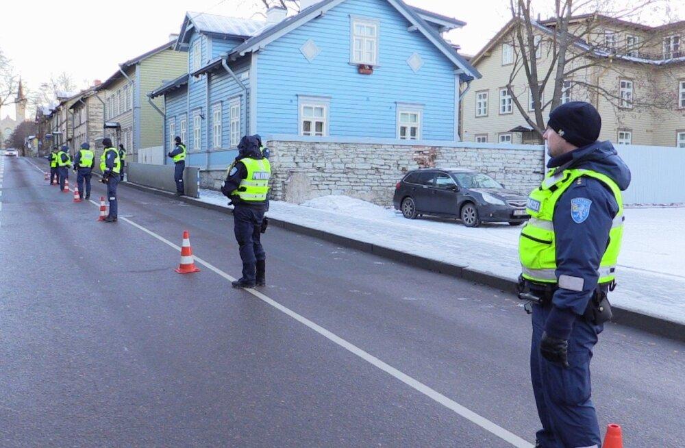 Politseireid