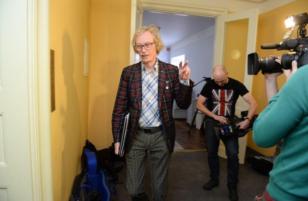 Viktor Vassiljev ravikindlustusega sahkerdamisest: inetu ta muidugi on, kuid riik ei suuda tagada sellist majandustaset, et ettevõtjad oleks suutelised makse maksma