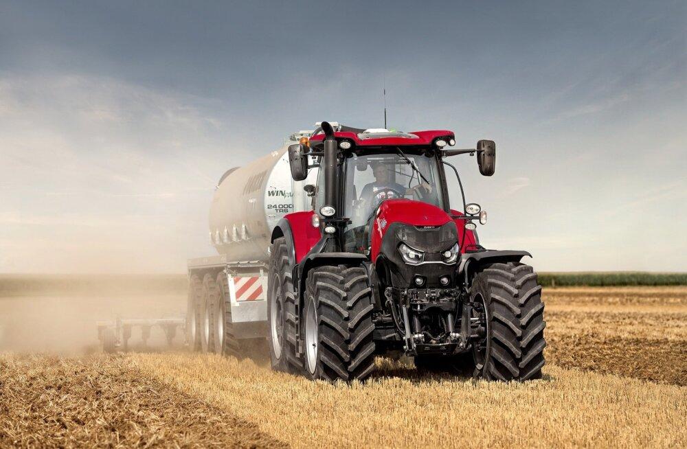 Esimene aasta traktor on teada
