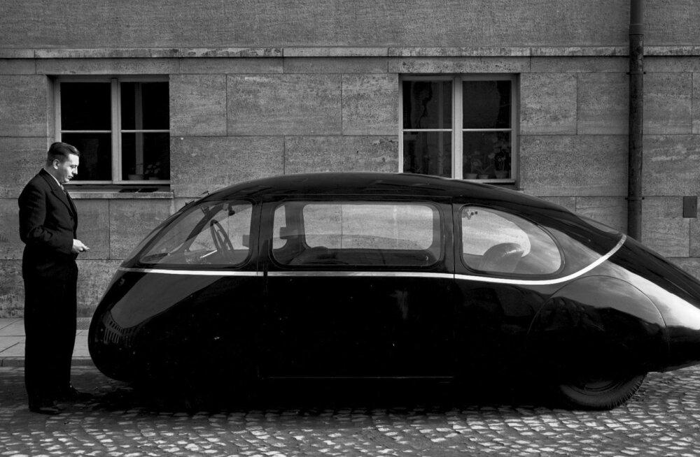 Põnev autoajalugu: Schlörwagen, sakslaste ehitatud aerodünaamiline ime