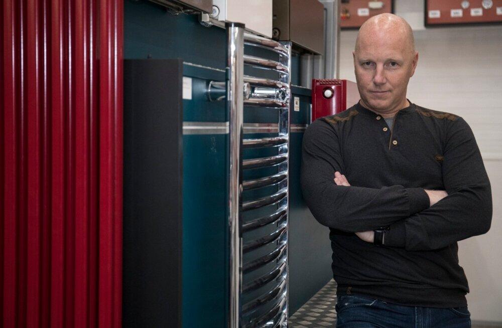 Küttesüsteemide tootja Purmo Eesti esindaja Rettig Radiaator AS-i tegevdirektor Risto Muldme märgib, et käterätikuivatit ei sobi panna lahtisesse veesüsteemi, milles jookseb hapnikurikas vesi.