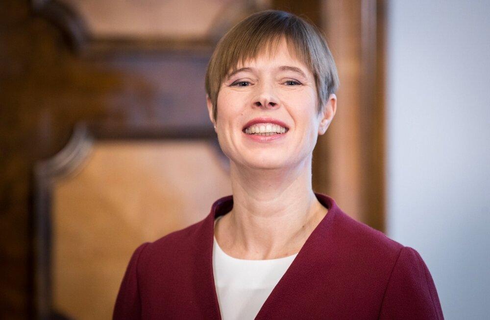 President Kaljulaid sõidab kahepäevasele töövisiidile Rootsi