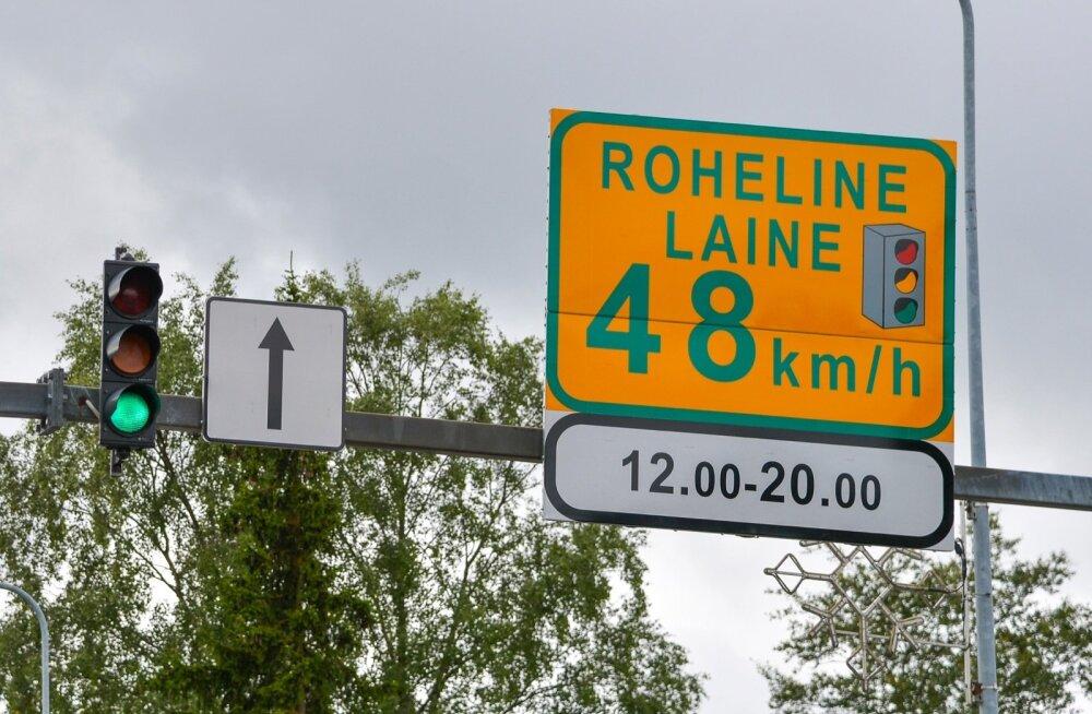 Huvitavaid märke Tallinnas