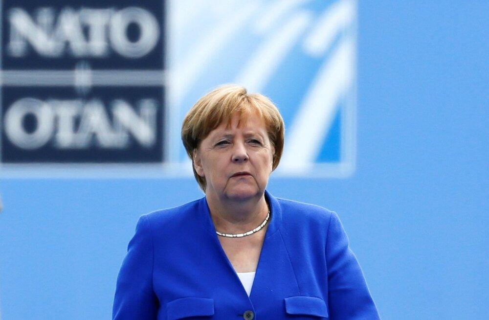 Merkel Trumpile: ma olen ise Nõukogude Liidu kontrolli kogenud, nüüd suudame teha oma sõltumatut poliitikat