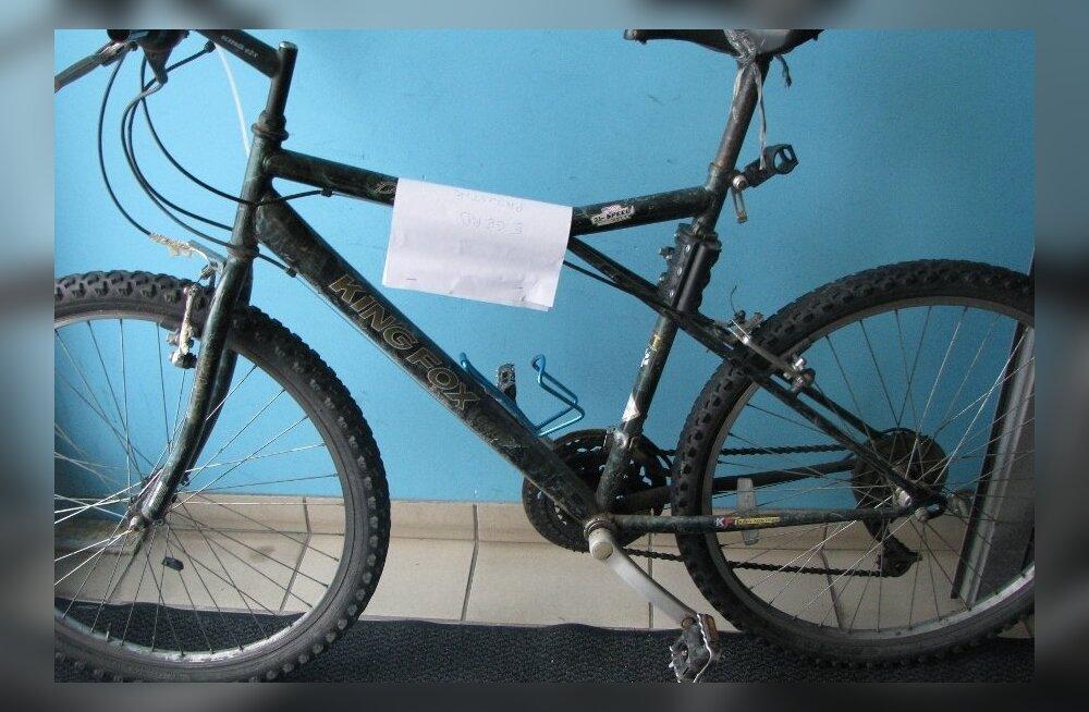 e7505d69575 W3 uudised - Politsei otsib Tartus varastatud jalgratta omanikku