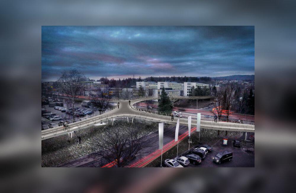 BLRT Grupp изготовит мост для Осло