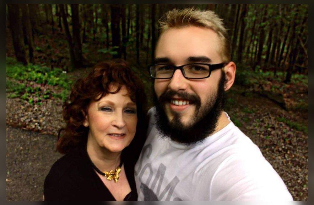 Armastus vanust ei küsi: 19aastane noormees leidis õnne 72aastase krapsaka vanaprouaga