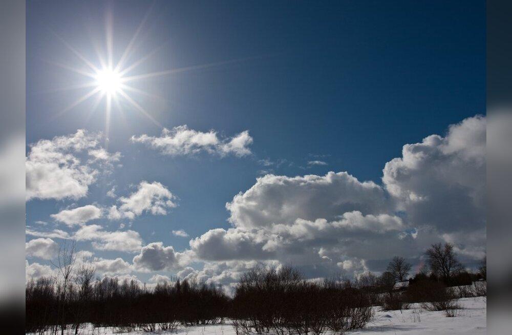 Texase teadlane: pilved ei põhjusta kliimamuutust