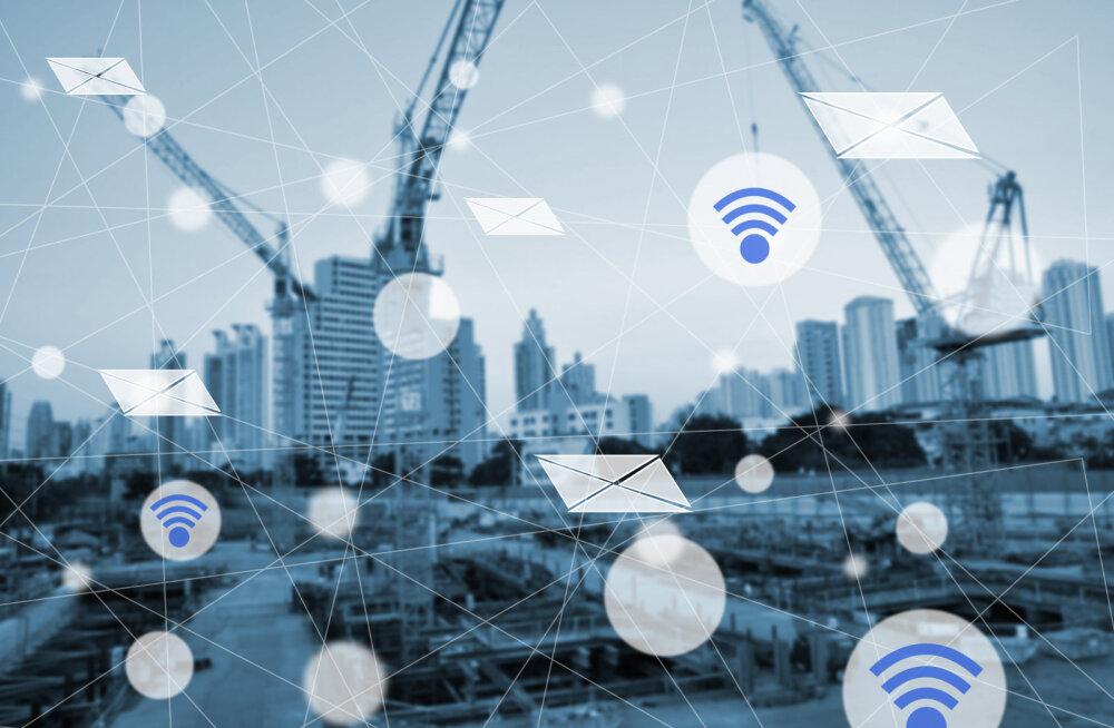 Milline on ehitustööstuse tulevik maailmas? Uued suunad on hakanud vedama sektori efektiivsust ülespoole