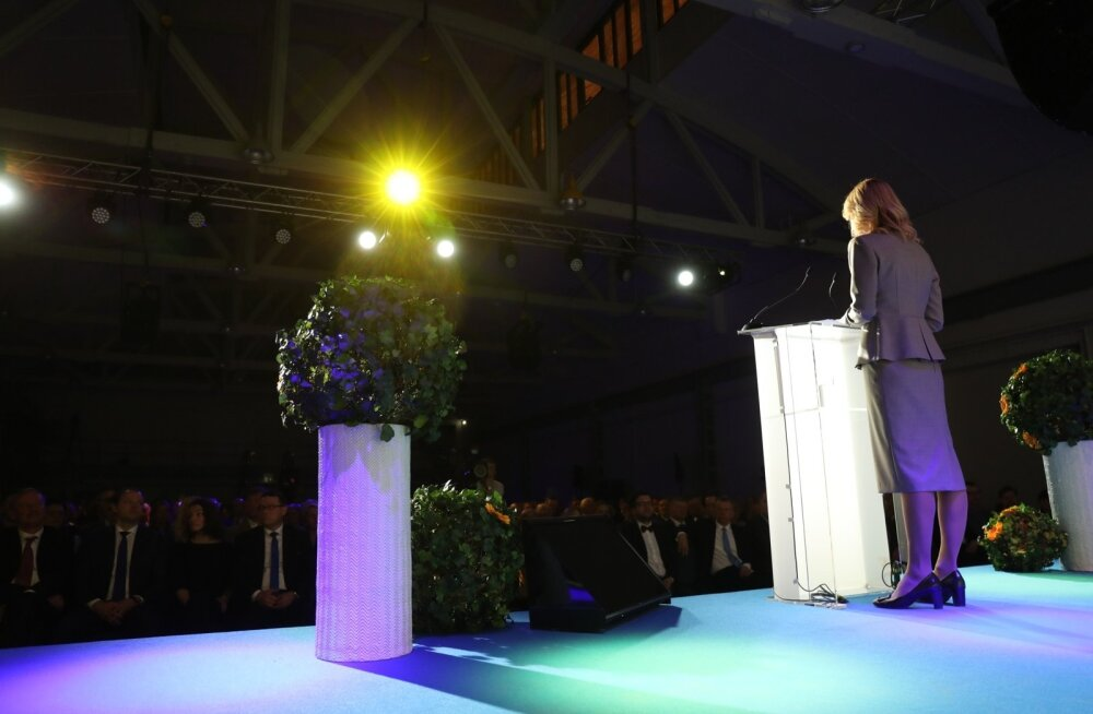 Новая эра в Партии реформ: председателем выбрали Каю Каллас