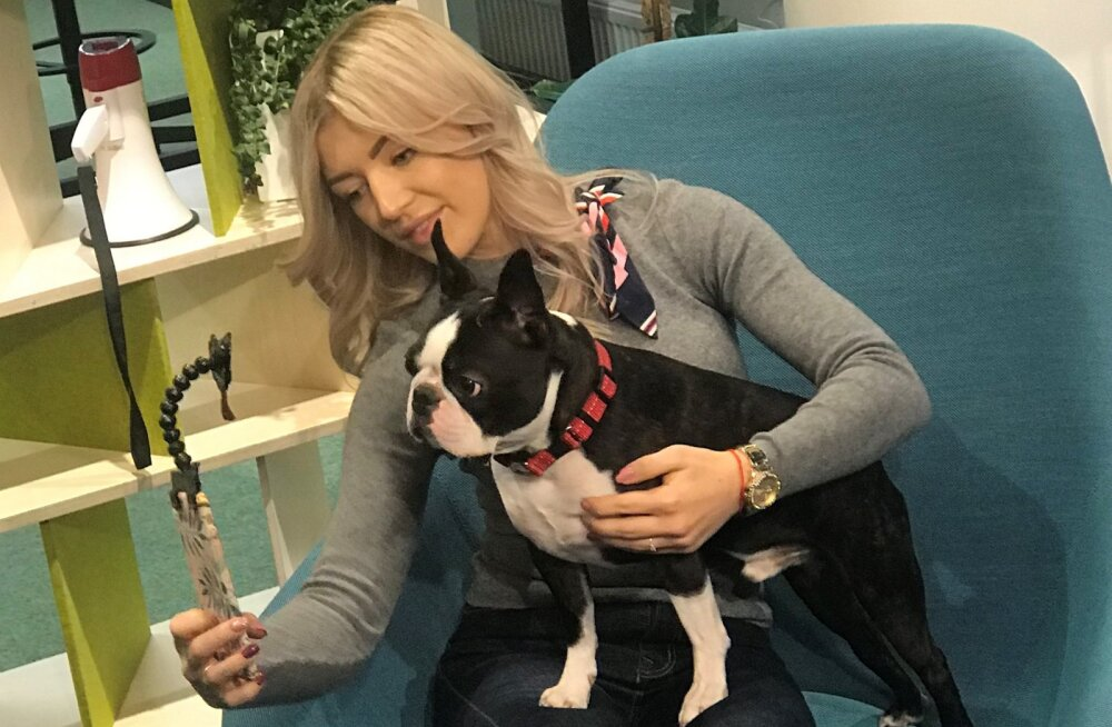 Sotsiaalmeedias levib kulutulena uus trend – koeraenekas ehk <em>dogfie</em>