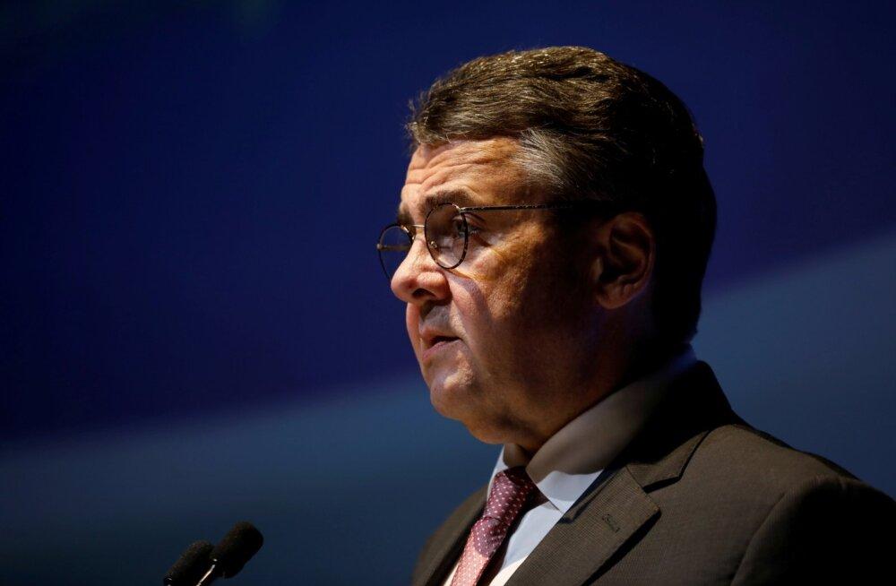 Saksamaa saab uue välisministri, sest Sigmar Gabrielile uues valitsuses kohta pole