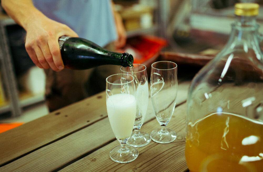 Eesti siidri- ja veinitalud avavad üheks päevaks uksed