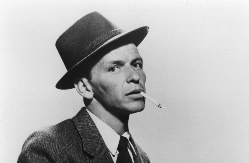 Frank Sinatra, vastuoluline ja huvitav artist, suur klassik.