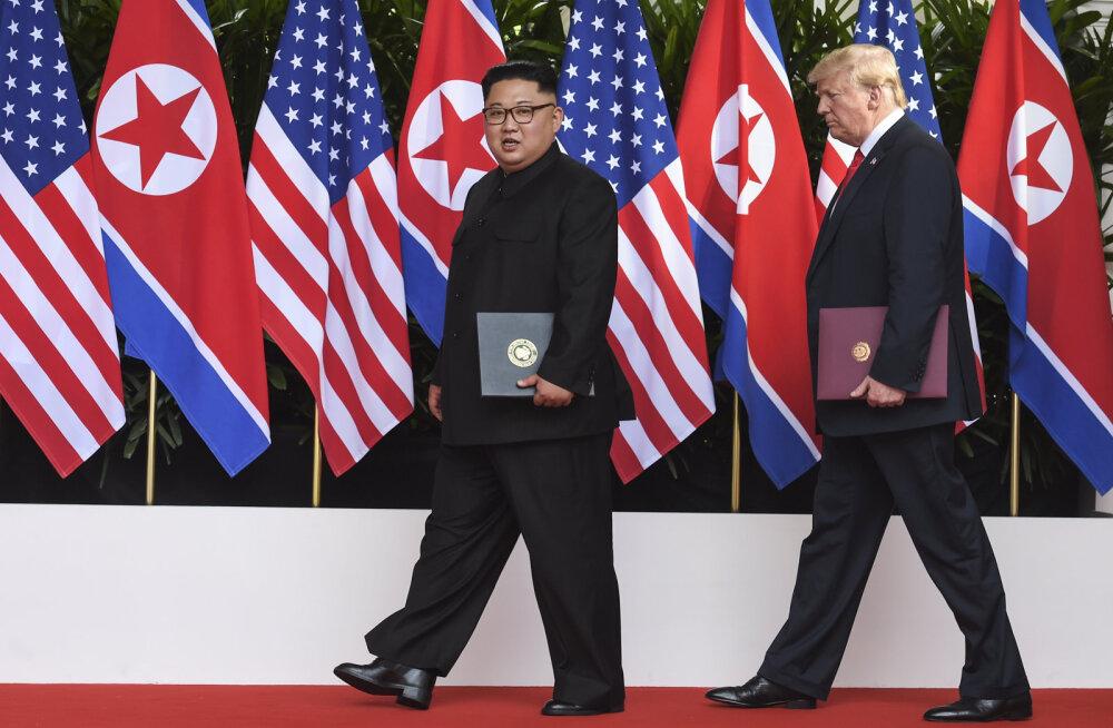 TTÜ dotsent: Kimi ja Trumpi kohtumisel kostis palju ilusaid sõnu, kuid pole selge, milles õigupoolest kokku lepiti
