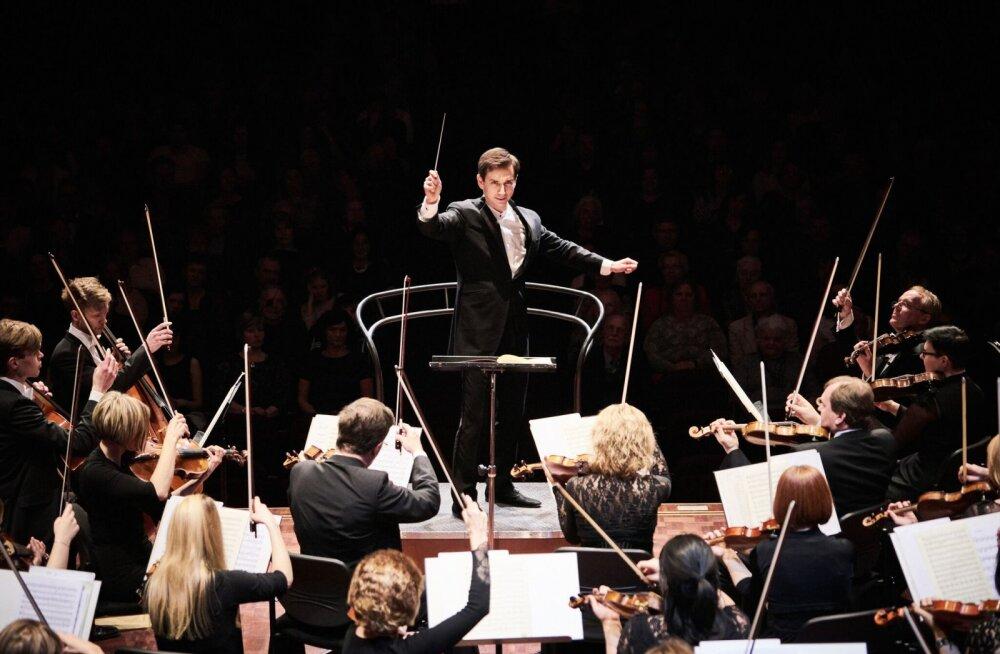 Главный гость XXV Раплаского Фестиваля Церковной музыки — Эстонский Государственный Симфонический Оркестр