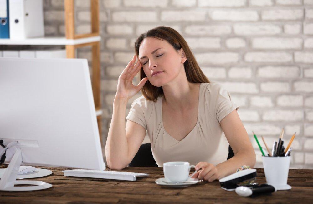 6 veidrat asja, mis võivad peavalu põhjustada