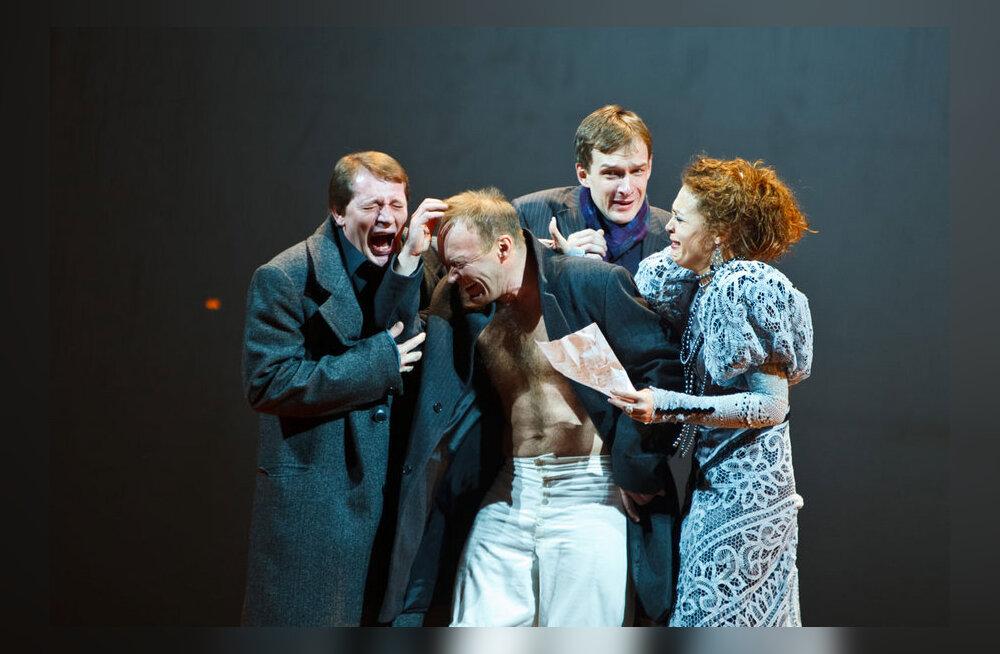 Venemaa teatrimaailma tipptegijad säravad sügisese Tallinna lavalaudadel