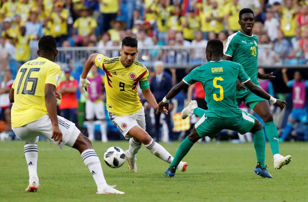 Колумбия и Япония пробились в плей-офф чемпионата мира