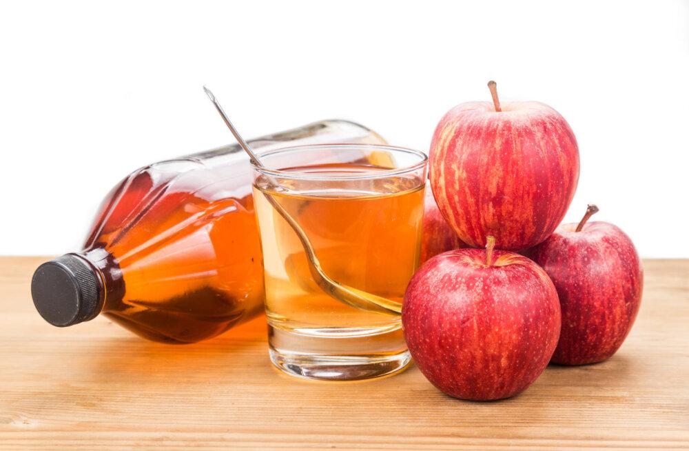 10 NIPPI | Õunaäädikast on kasu nii köögis kui mujalgi majapidamises