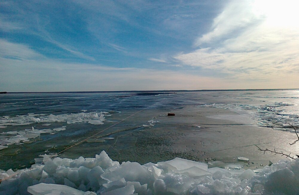09.03.2014 Narva veehoidla veeõnnetus