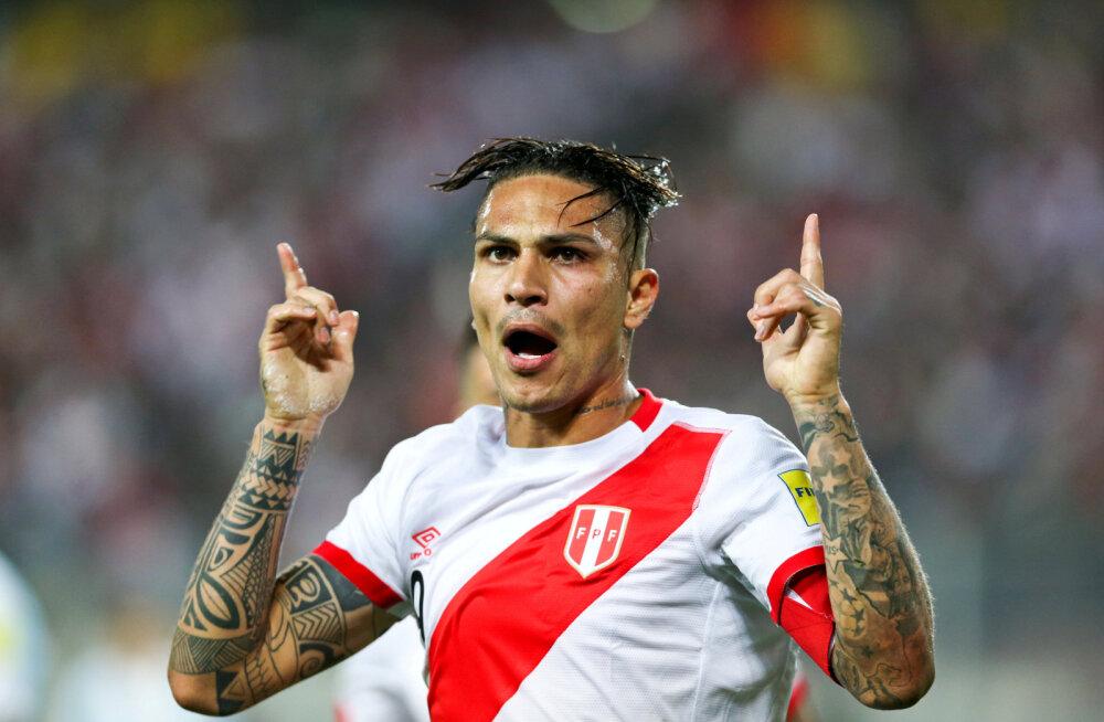 Jalgpalli MM | Peruu president astus isiklikult dopingukeelu all oleva staarmängija eest võitlusse