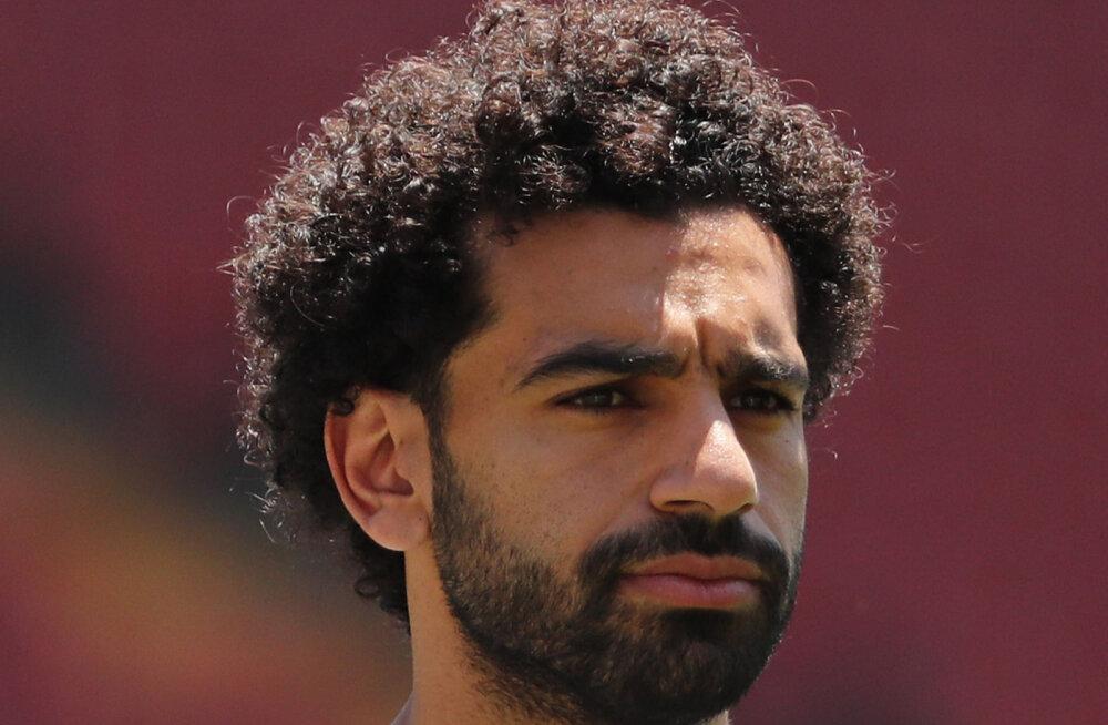 Mohamed Salah nimetati Tšetšeenia aukodanikuks