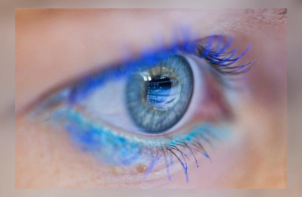 Silmad reedavad, millistest vitamiinidest su toidulaual puudus on
