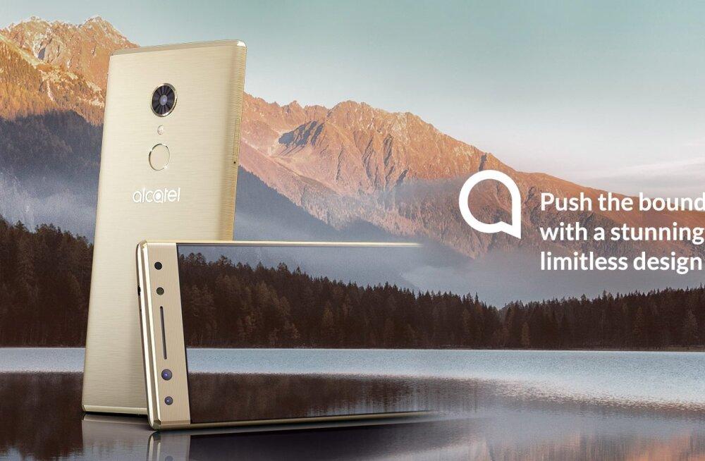 Mobiilimessi üks suuremaid üllatajaid: Alcateli soodustelefon 5