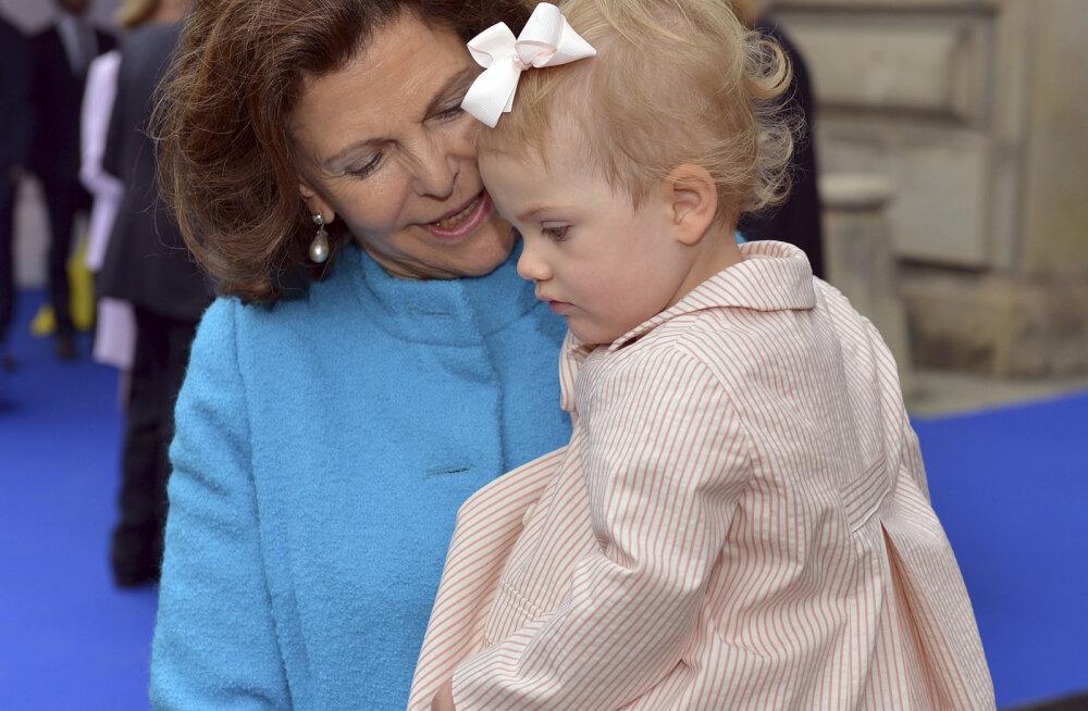 Elu pole Rootsi kuninganna Silviale alati oma helgemat poolt näidanud