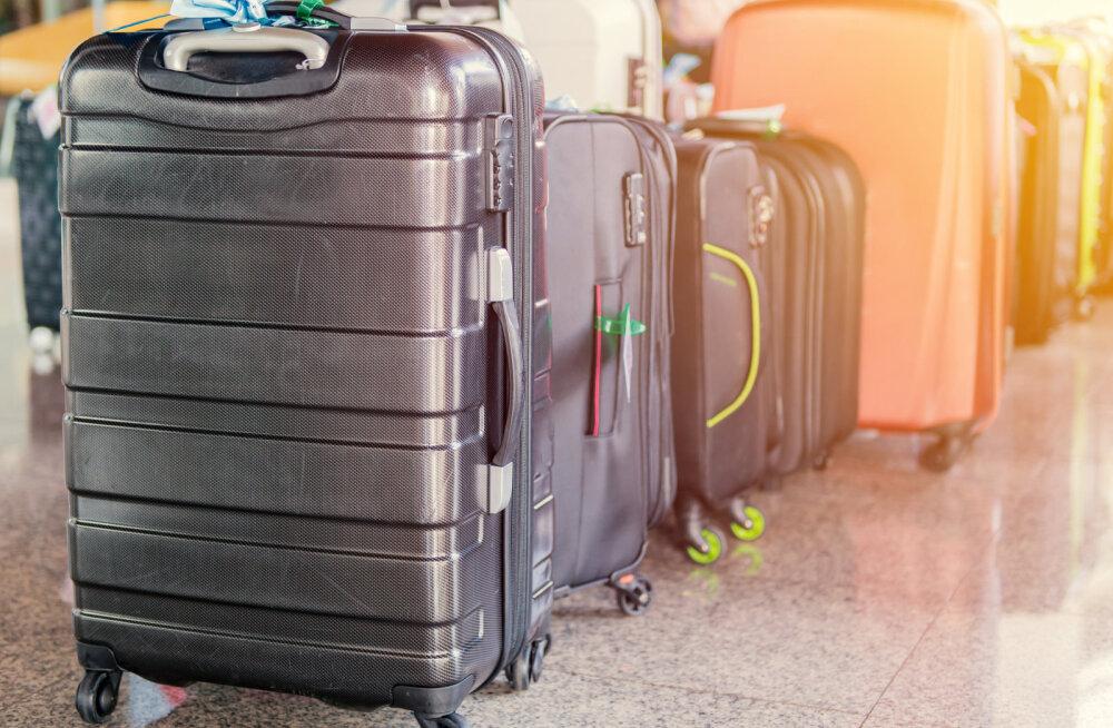<div>OLULINE | Mida tuleks teada äraantava pagasiga reisides?</div>