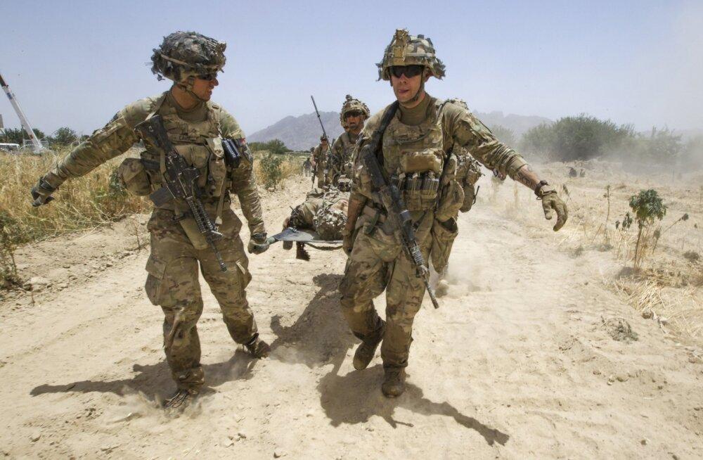 Uudne sõjatehnika programm: sõdurite elude päästmiseks saaks (bioloogilise) aja seisma panna