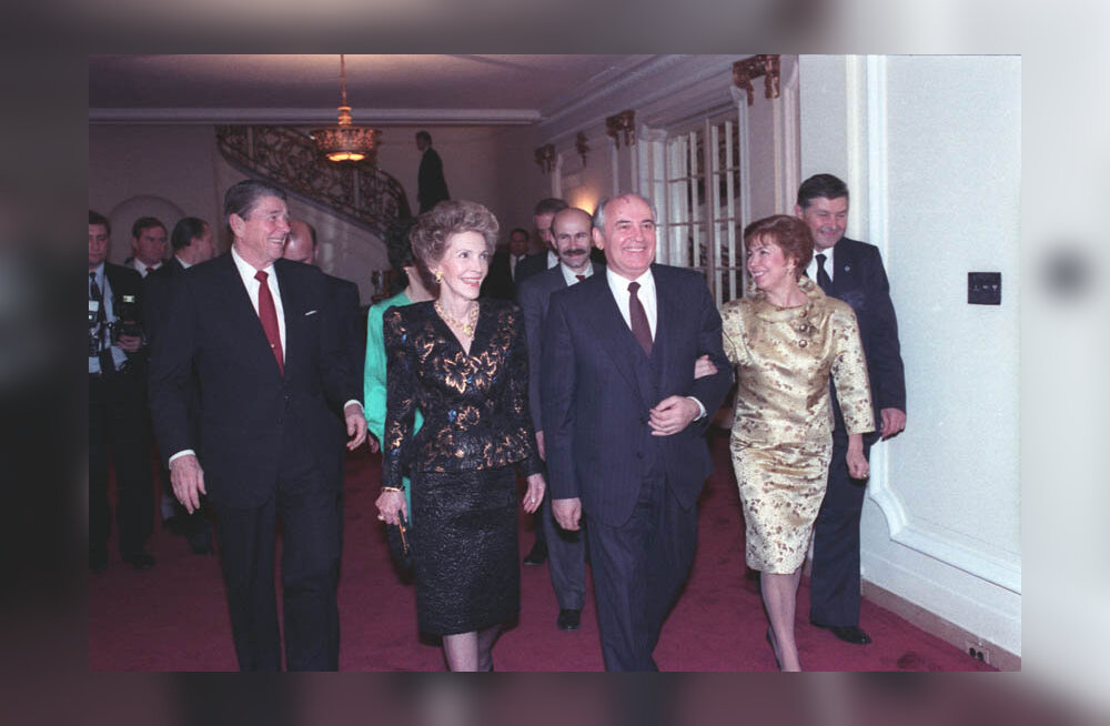Raissa ja Mihhail Gorbatšovi abielu, mis muutis maailma