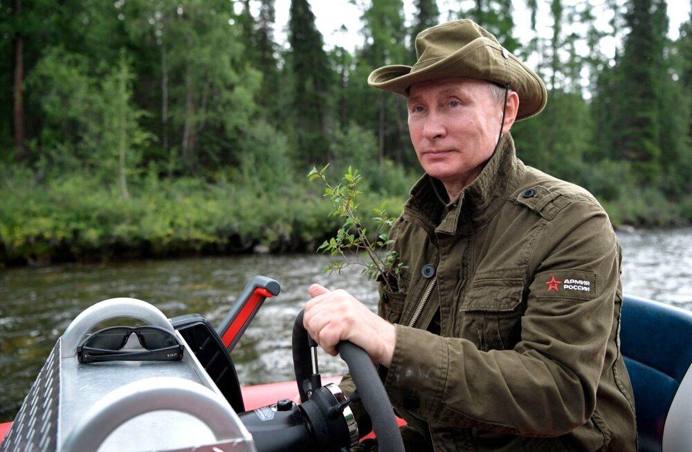 Eksperdid pakkusid Soome ajalehele Putini valimisvõidu musti stsenaariume