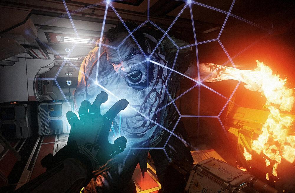 FORTE MÄNGUARVUSTUS | The Persistence (PS4) – just nii lahe virtuaalreaalsusmäng kui oodanud oleme!