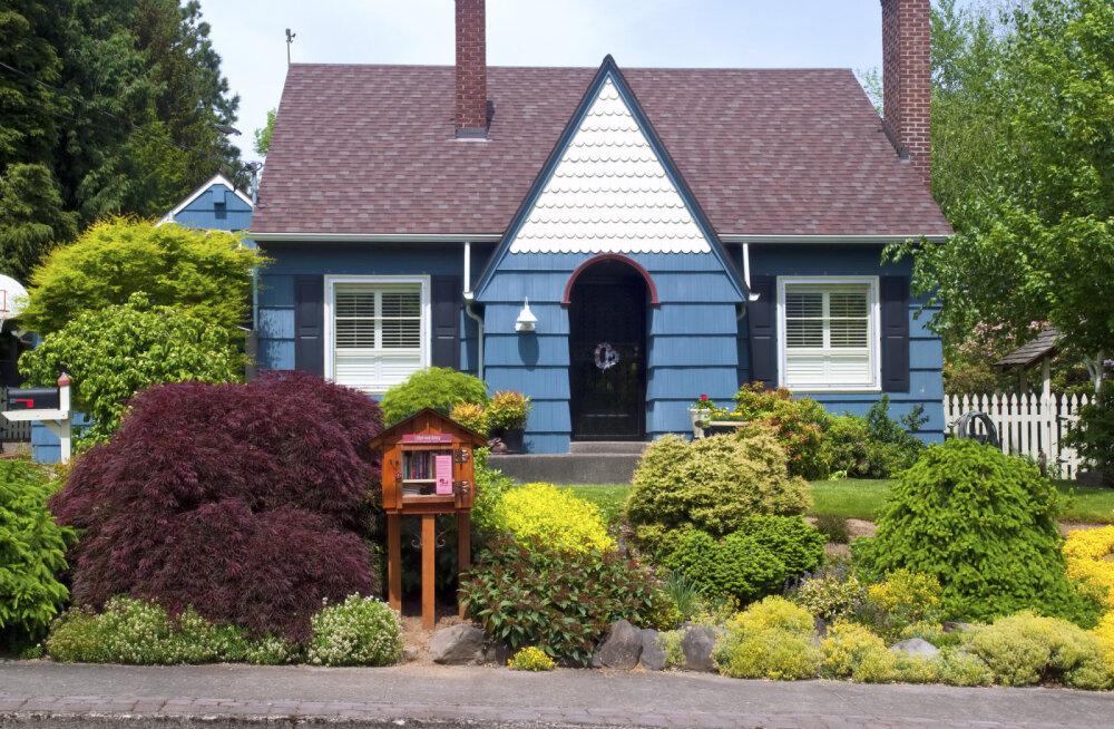 Kodumaja numeroloogia: vaata, kas praegune kodu on sulle parim