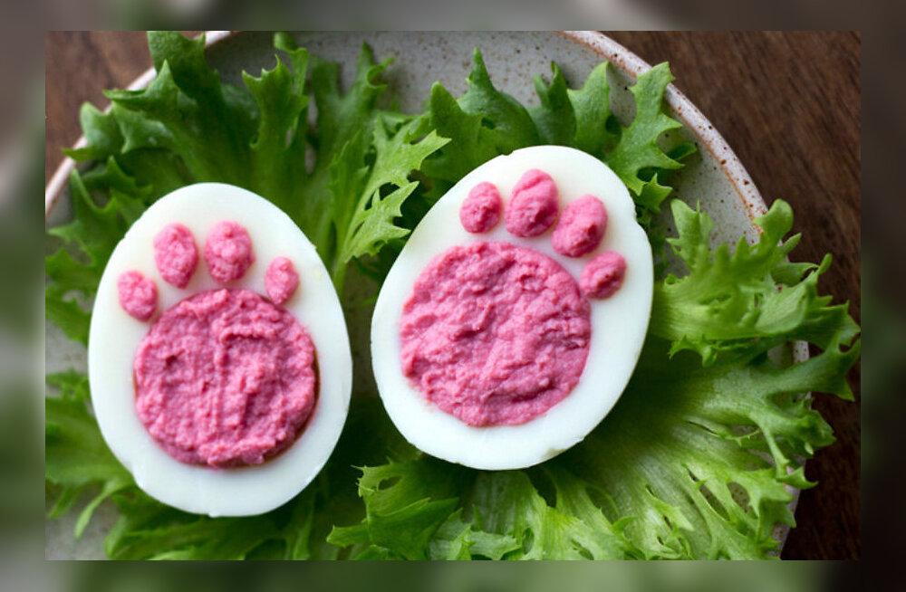 PÜHADEAJA RETSEPTID! Peedimunad, pasha, sõir, munavõi ja muud mõnusad hõrgutised pühadelauale