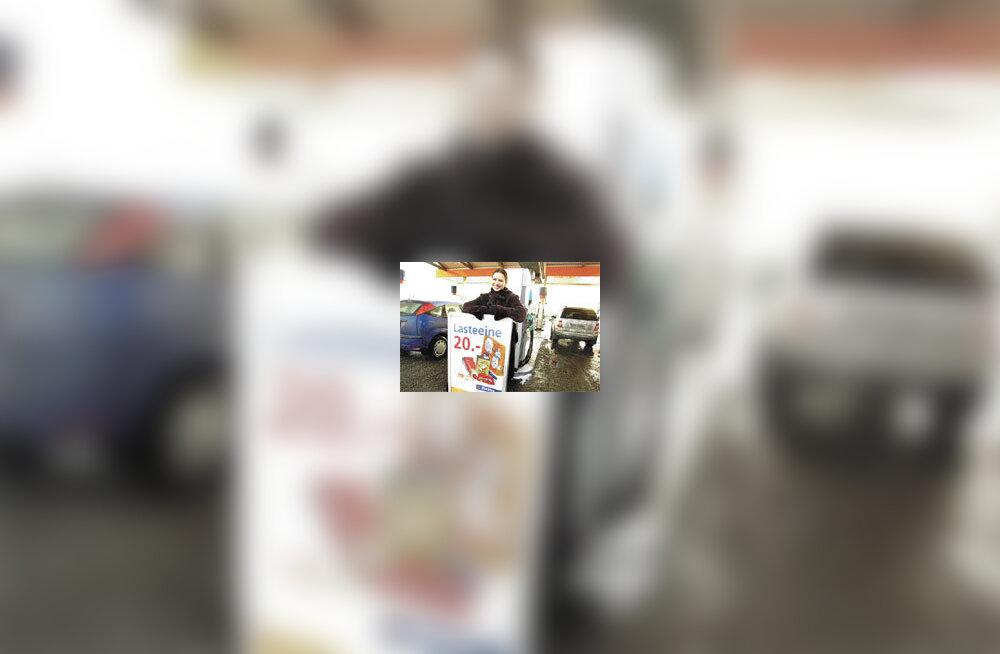 Statoil astub McDonald'si ja Hesburgeri kandadele