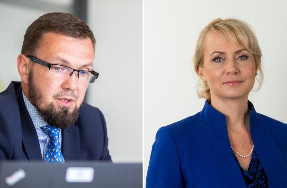 Tallinna volikogu liige Riina Solman: mida on sotsiaalministeeriumi sotsiaalala asekantsler Rait Kuuse ära teinud laste toetamiseks?
