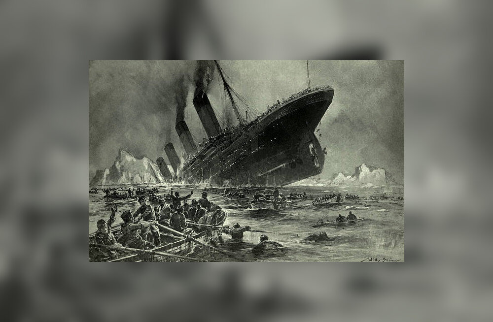 Titanicu pardal võis olla mitu eestlast – uurime nende jälgi