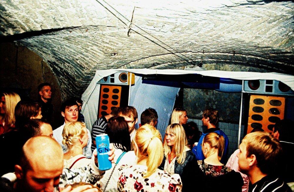 """Laupäeval toimub juba üheksandat korda elektroonilise tantsumuusika festival """"Patareiv"""""""