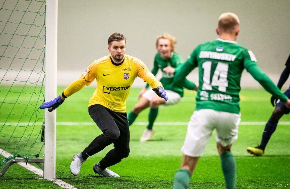 Paide linnameeskond - FC Flora, Mait Toom