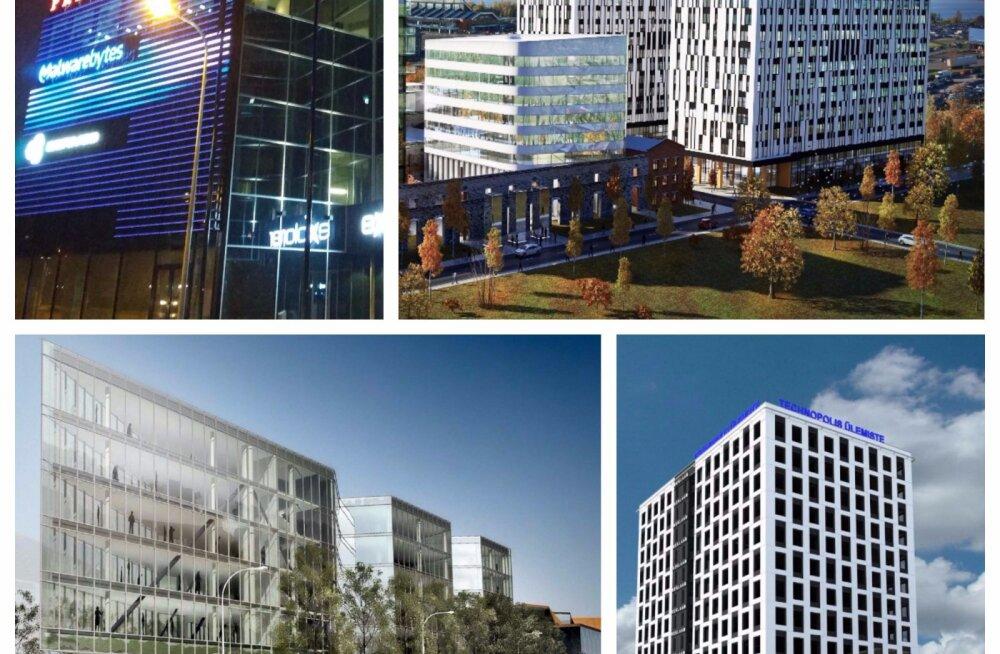 Eesti ärikinnisvara vajab kvaliteedihüpet. Ambitsioonikamad on asunud püüdma LEED sertifikaate
