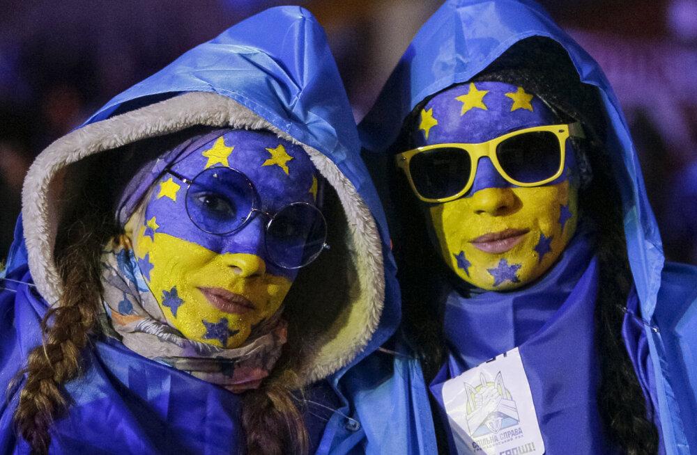 Официальный вестник ЕС опубликовал решение о безвизовом режиме с Украиной