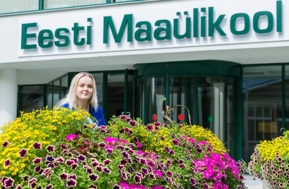 Kätriin Kuiv võeti vastu ka nelja Inglismaa kõrgkooli, kuid ta valis Eesti Maaülikooli.