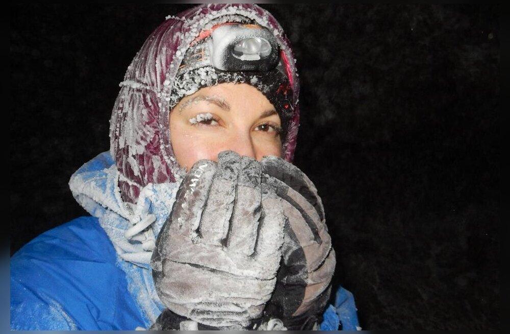 EESMÄRK TÄIDETUD | Enamus Eesti alpiniste vallutasid Ismoil Somoni mäetipu!