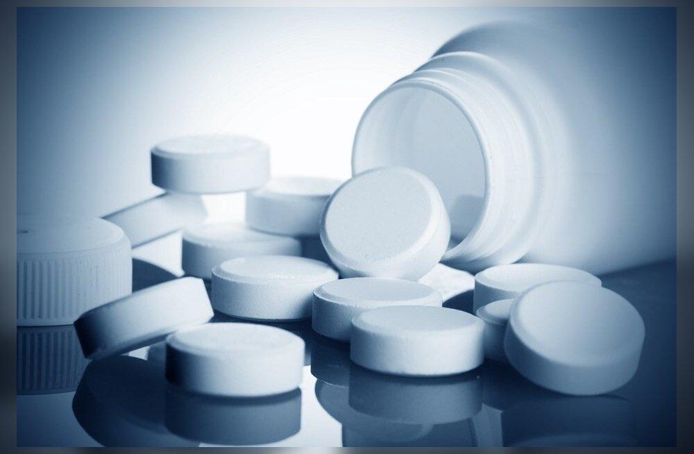 Globaalne ravimitööstus - triljoniäri.